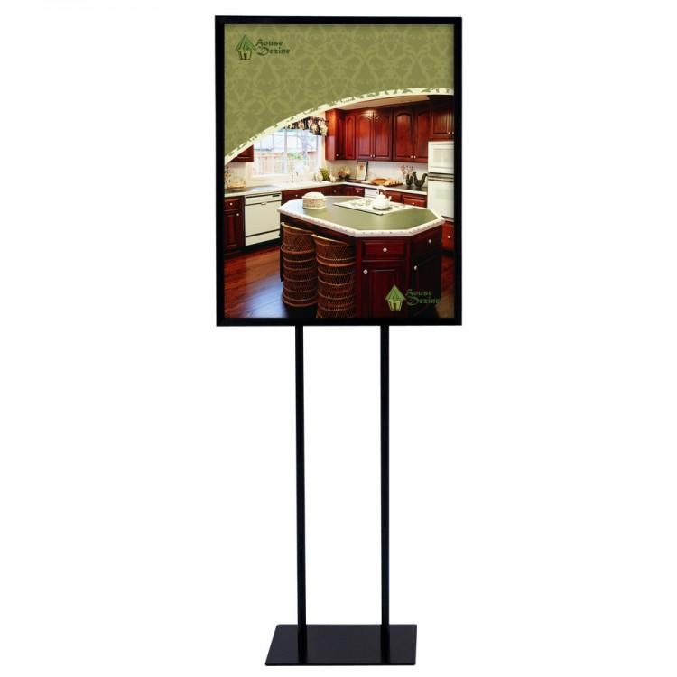 Indoor Poster Display Stand 1